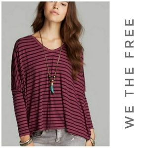 We The Free Oversized Dolman Sleeve Top, Sp